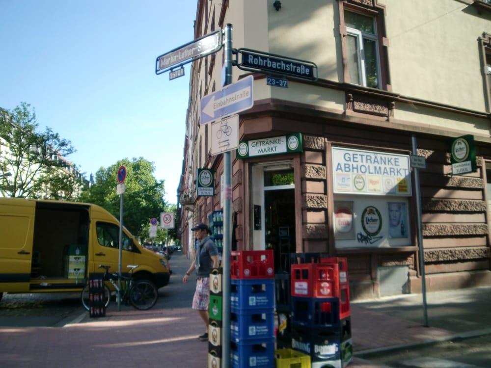 Tutus Getränke - Beverage Store - Rohrbachstr. 23, Nordend-Ost ...