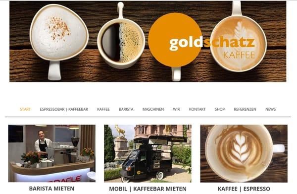 Goldschatz Kaffee Catering - Angebot erhalten - Catering ...