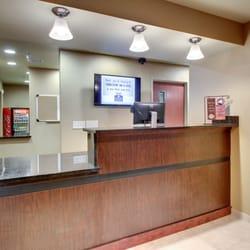 Photo Of Cobblestone Inn And Suites Schuyler Ne United States Front Desk