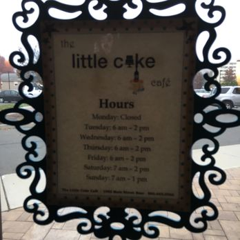 The Little Cake Cafe Newington