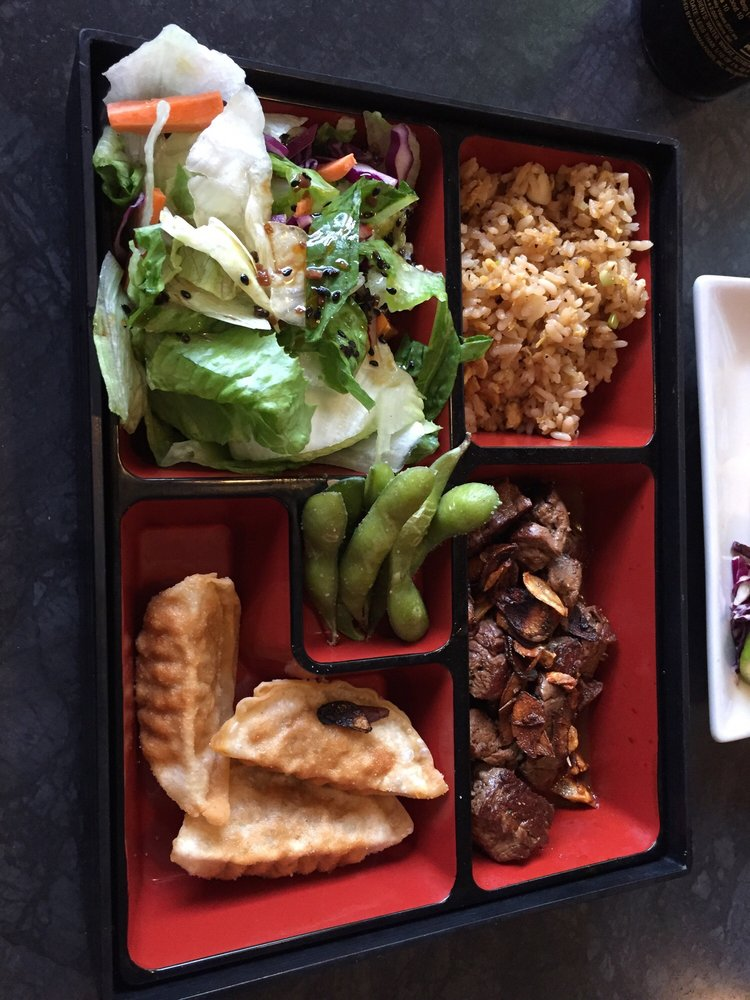 bento box lunch special yelp. Black Bedroom Furniture Sets. Home Design Ideas