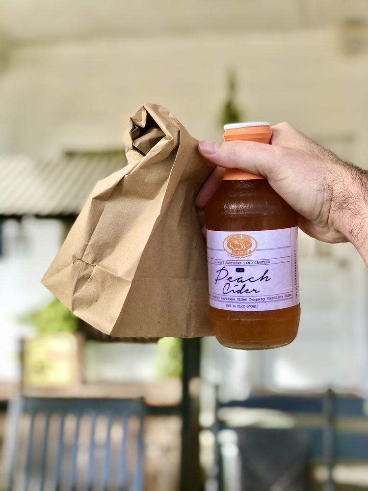 Carolina Cider Company: 81 Charleston Hwy, Yemassee, SC