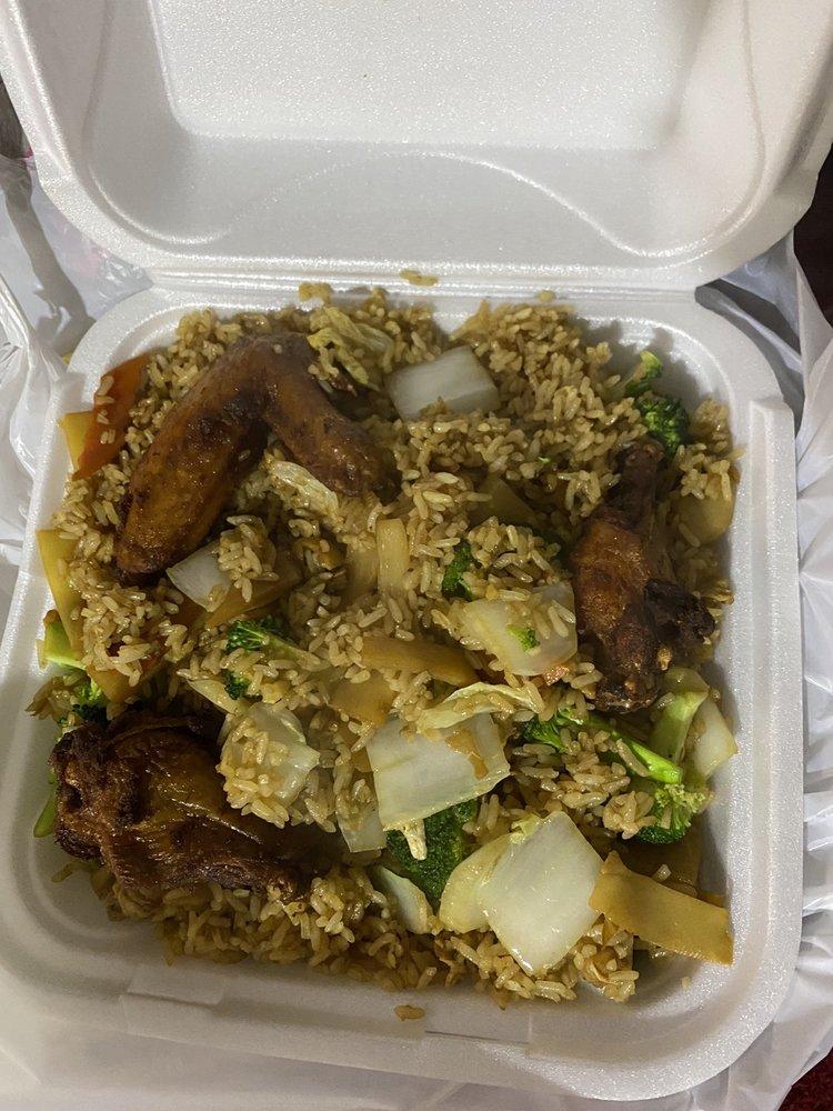 New China Restaurant: 622 S Main St, Swainsboro, GA