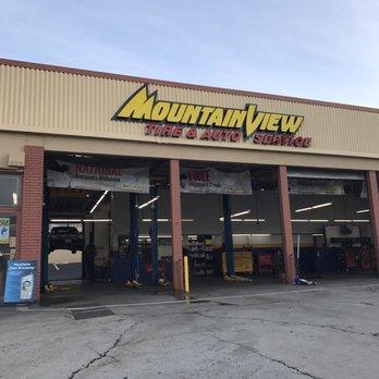 Mountain View Tire Auto Service 25 Photos 83 Reviews