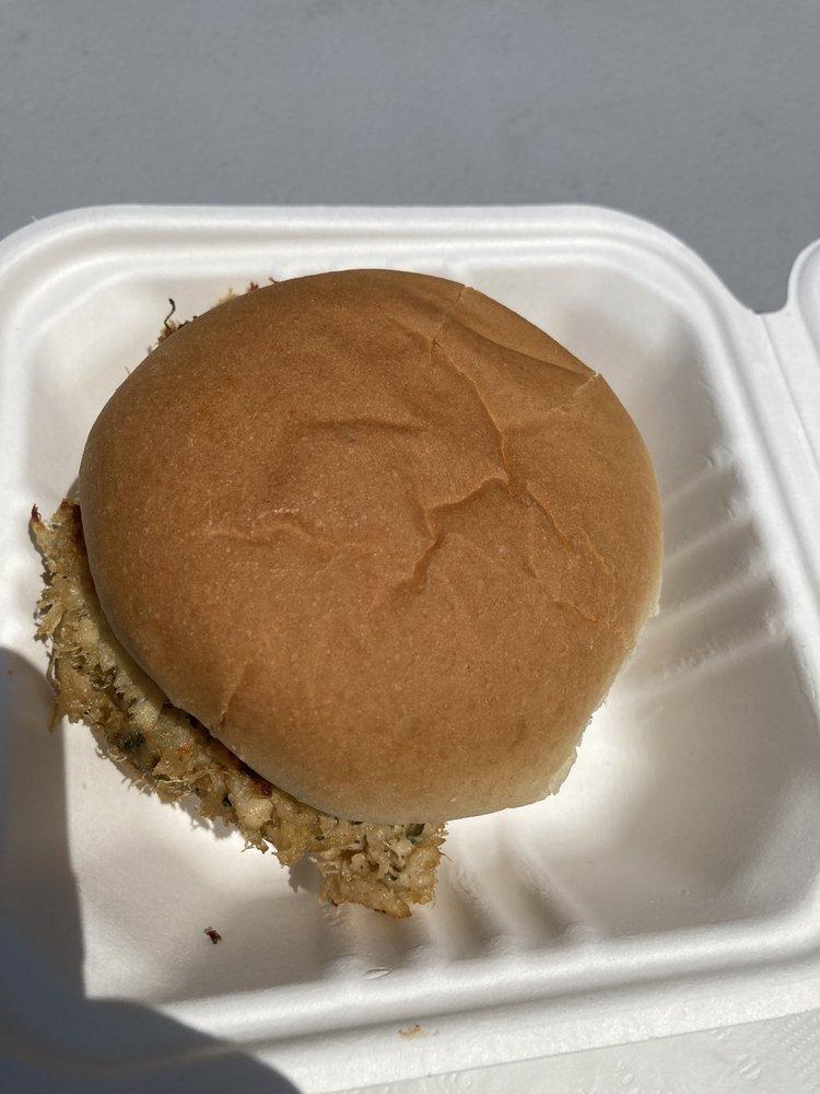 Sherri's Crab Cakes: 243 PA 435 S, Clifton Township, PA