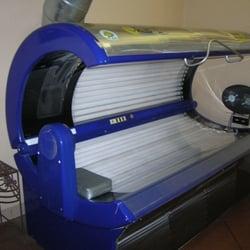 Orbit Tanning Bed
