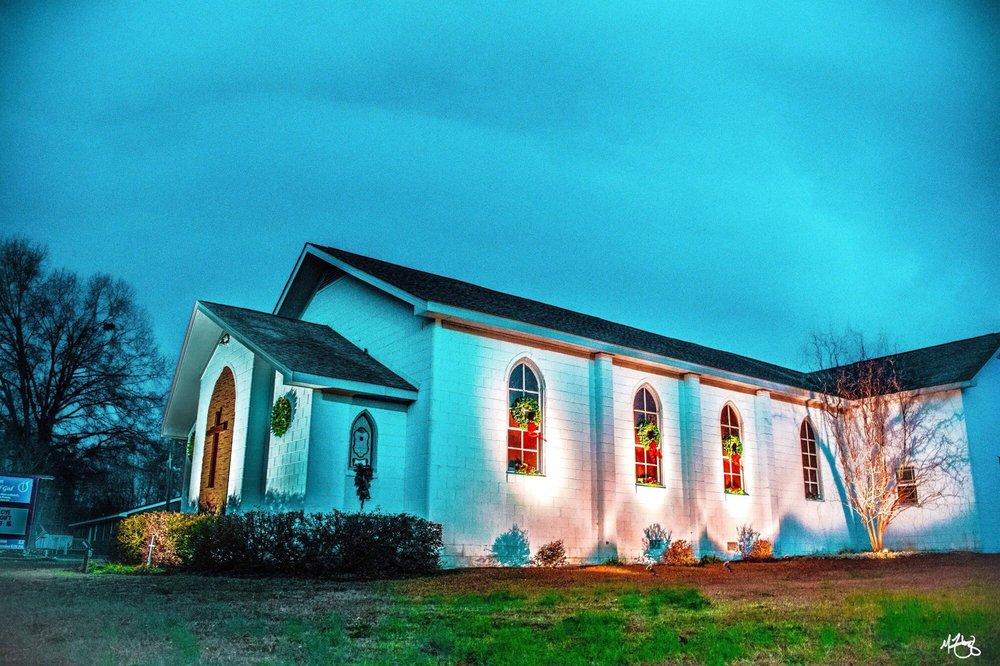 LifePoint Church: 500 W Old Rd, Lillington, NC