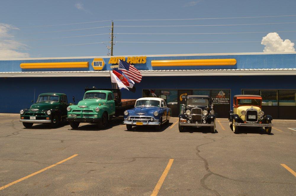 Parachute NAPA Auto Parts & Supply: 314 E 1st St, Parachute, CO