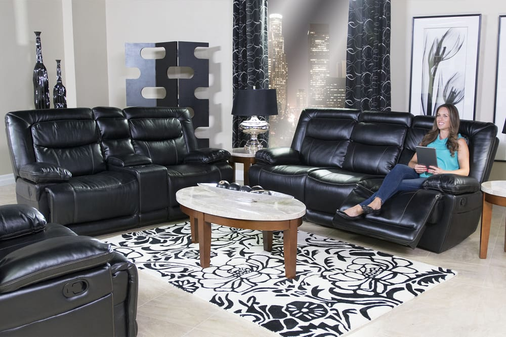 Claire 3 Piece Sectional.....she Looks Great In Our Living Room!   Yelp
