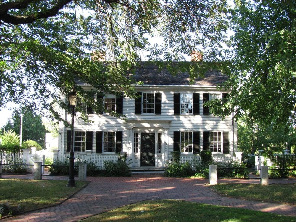 Cyrus Dallin Art Museum: 611 Massachusetts Ave, Arlington, MA