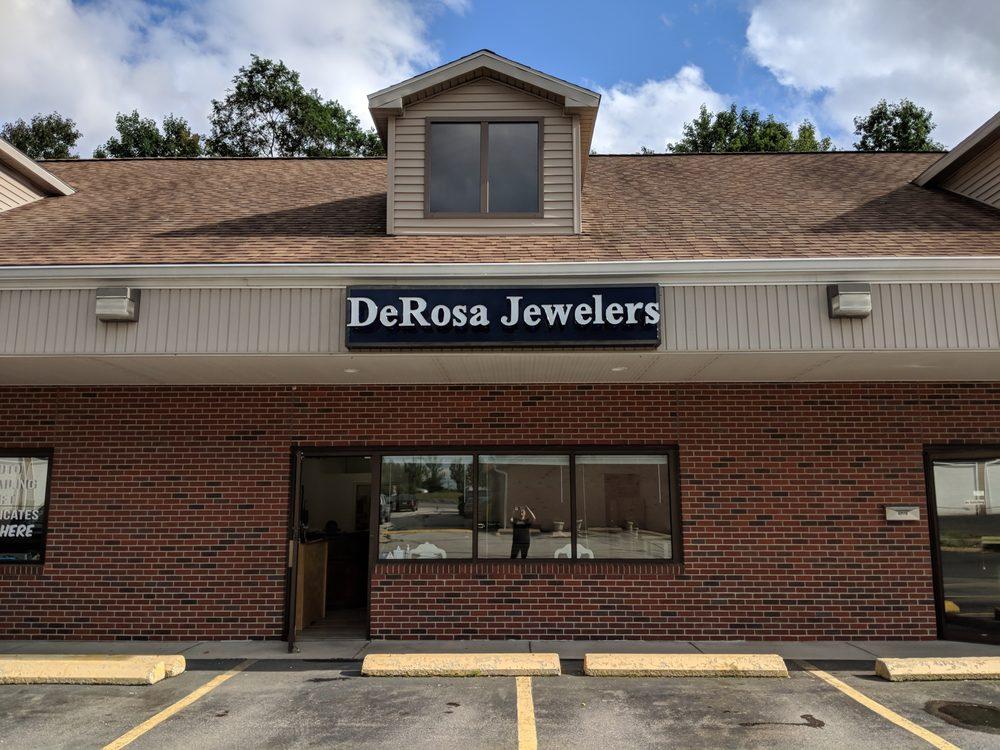 DeRosa Jewelers: 1261 Hooksett Rd, Hooksett, NH