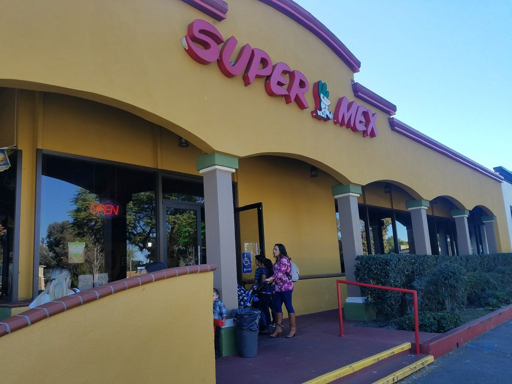 Super Mex Restaurant Lakewood Ca