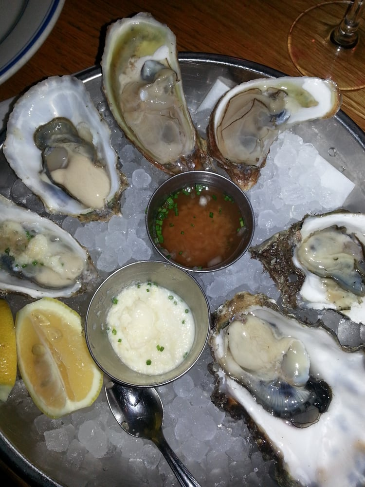 Oysters husband loved them yelp for Ironside fish and oyster san diego