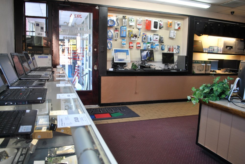 Triad PC Repair of Lexington: 202 N Main St, Lexington, NC