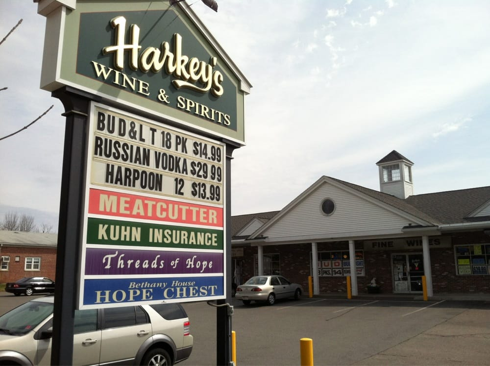 Harkey's Wine & Spirits: 1138 Main St, Millis, MA