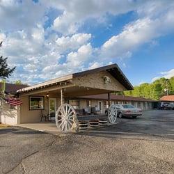 Photo Of Wagon Wheel Motel Pinedale Wy United States