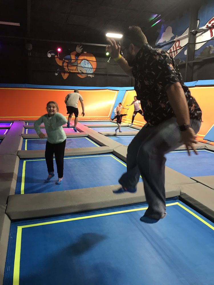 Air Raid Trampoline Park: 205 Shiloh Dr, London, KY