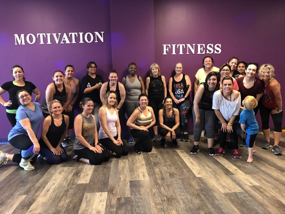 Motivation Fitness Joliet: 1815 Knapp Dr, Crest Hill, IL