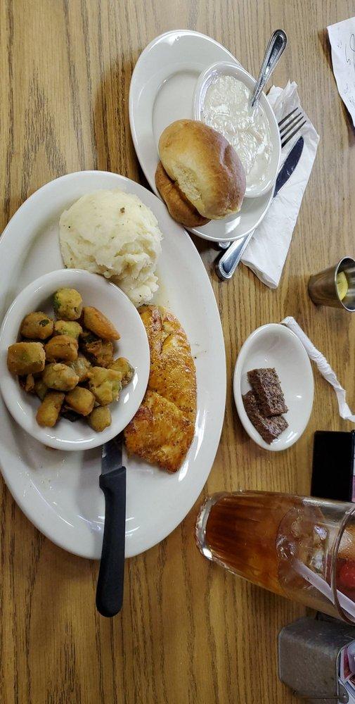 CJ's Cafe: 149 Park Place, Azle, TX