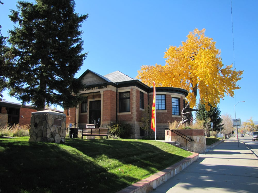 Jim Gatchell Memorial Museum: 100 Fort St, Buffalo, WY