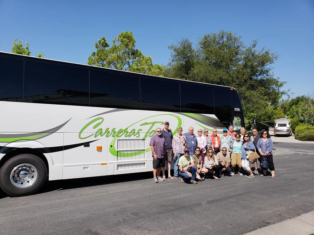Carreras Tours: 408 E Transit St, Ontario, CA