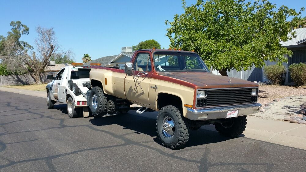 Towing business in Mesa, AZ