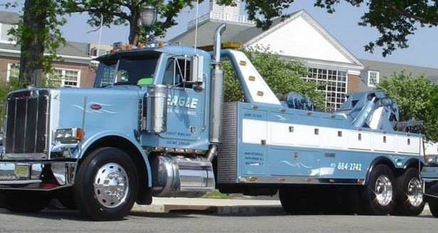 Towing business in Hanover, NJ