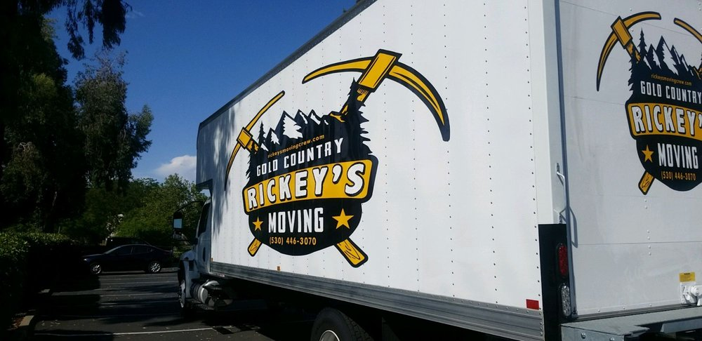 Rickey's Gold Country Moving: 11616 Alta Sierra Dr, Grass Valley, CA