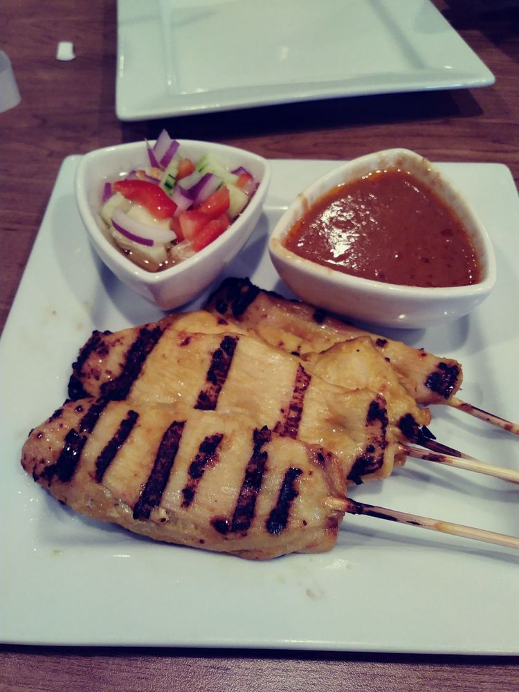 Thai Spoon Restaurant Highland Ca
