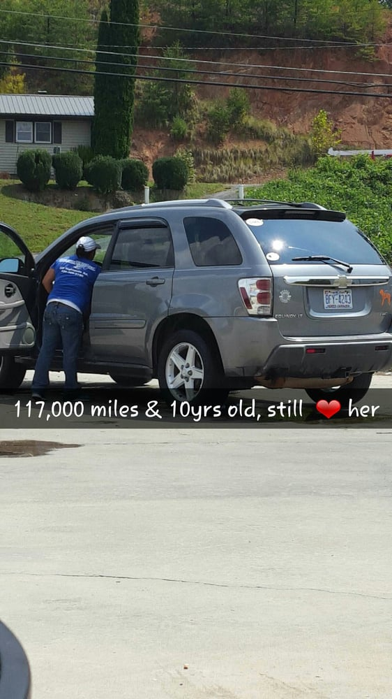 Holland Car Wash Inc.: 383 Highlands Rd, Franklin, NC