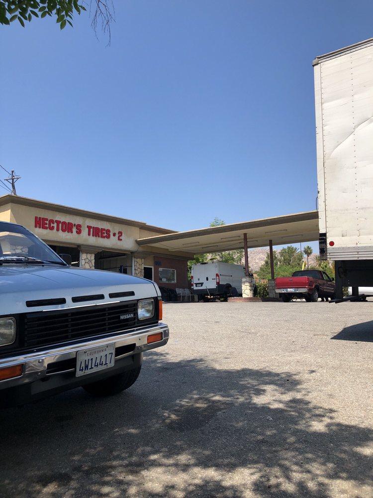 Hector's Tires: 681 Blaine St, Riverside, CA