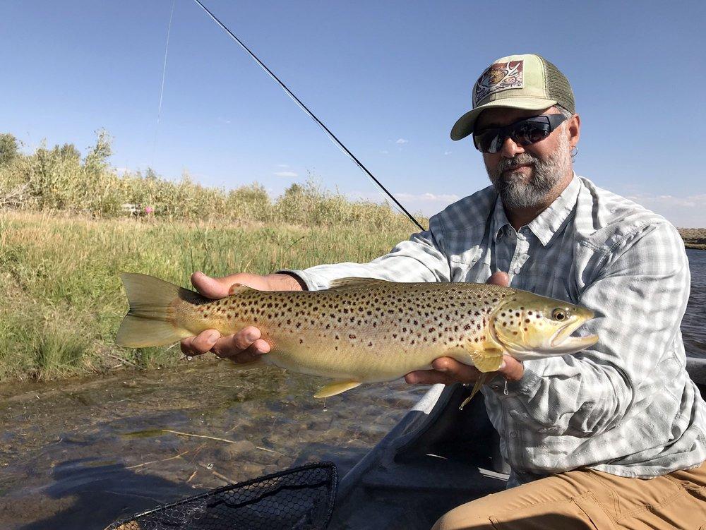 Solitary Angler: 303 Paseo Del Pueblo Norte, Taos, NM