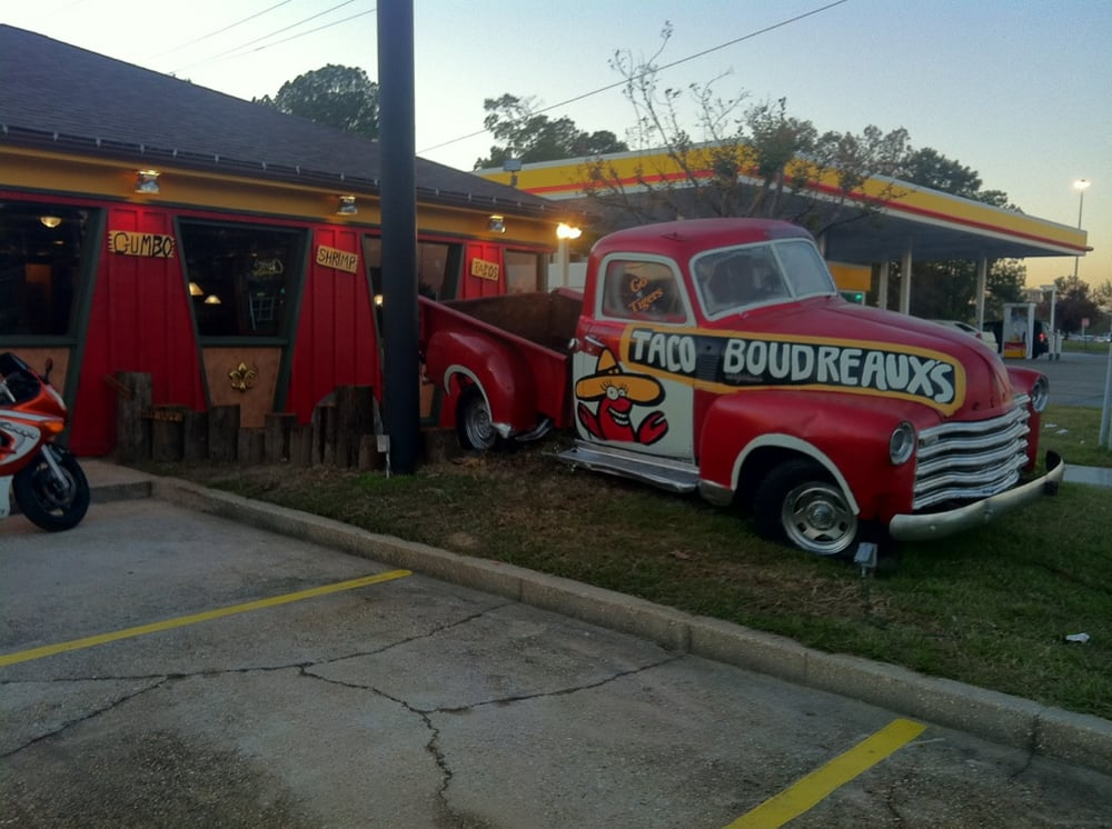 Mexican Restaurants Baton Rouge Sherwood Forest