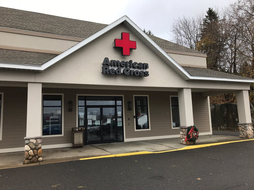 American Red Cross Blood Donation Center: 365 Harry L Dr, Johnson City, NY