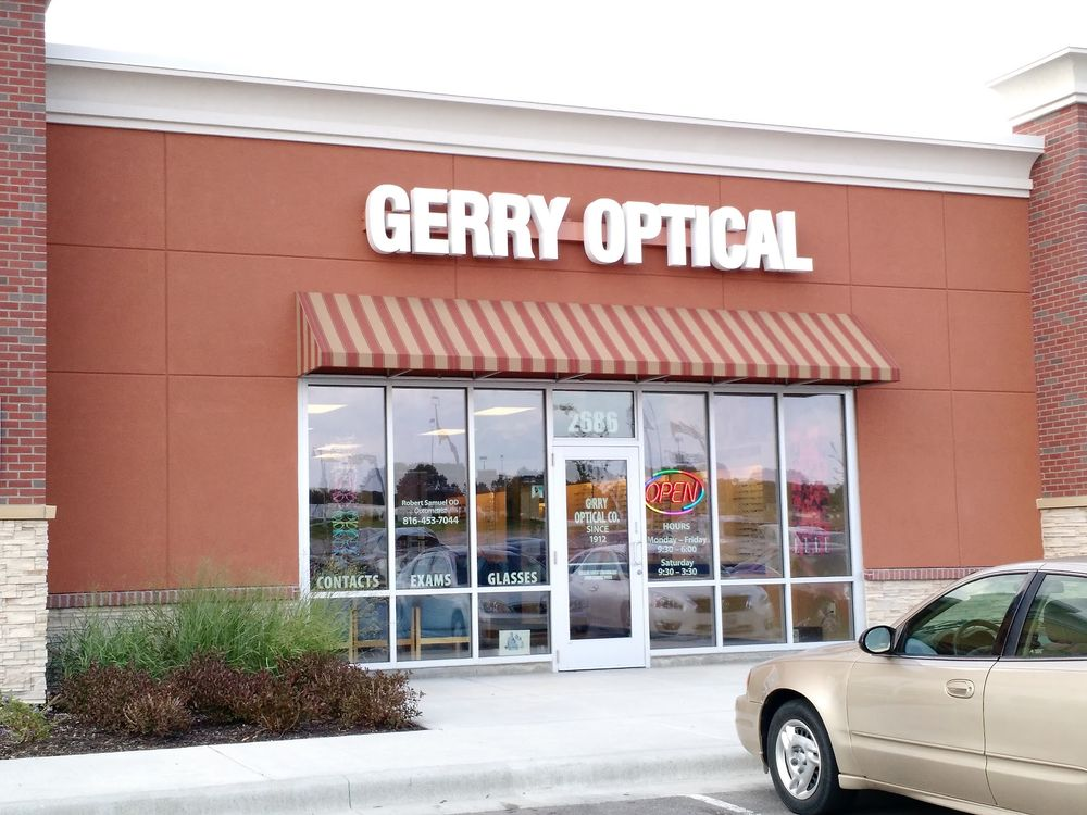 Gerry Optical