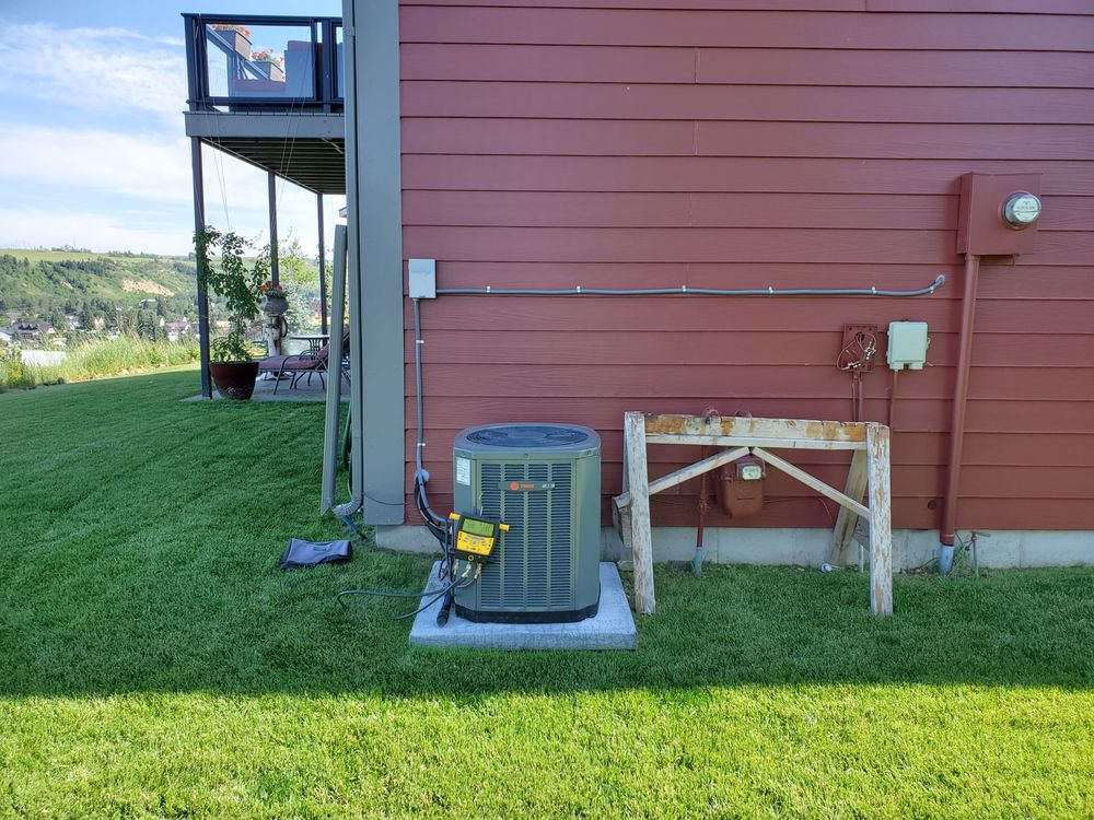 A&S Heating and Air Conditioning: 111 S Airport Rd, Red Lodge, MT