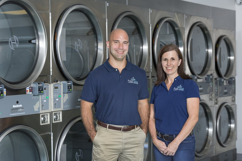 Pura Vida Dry Cleaning & Laundry Services
