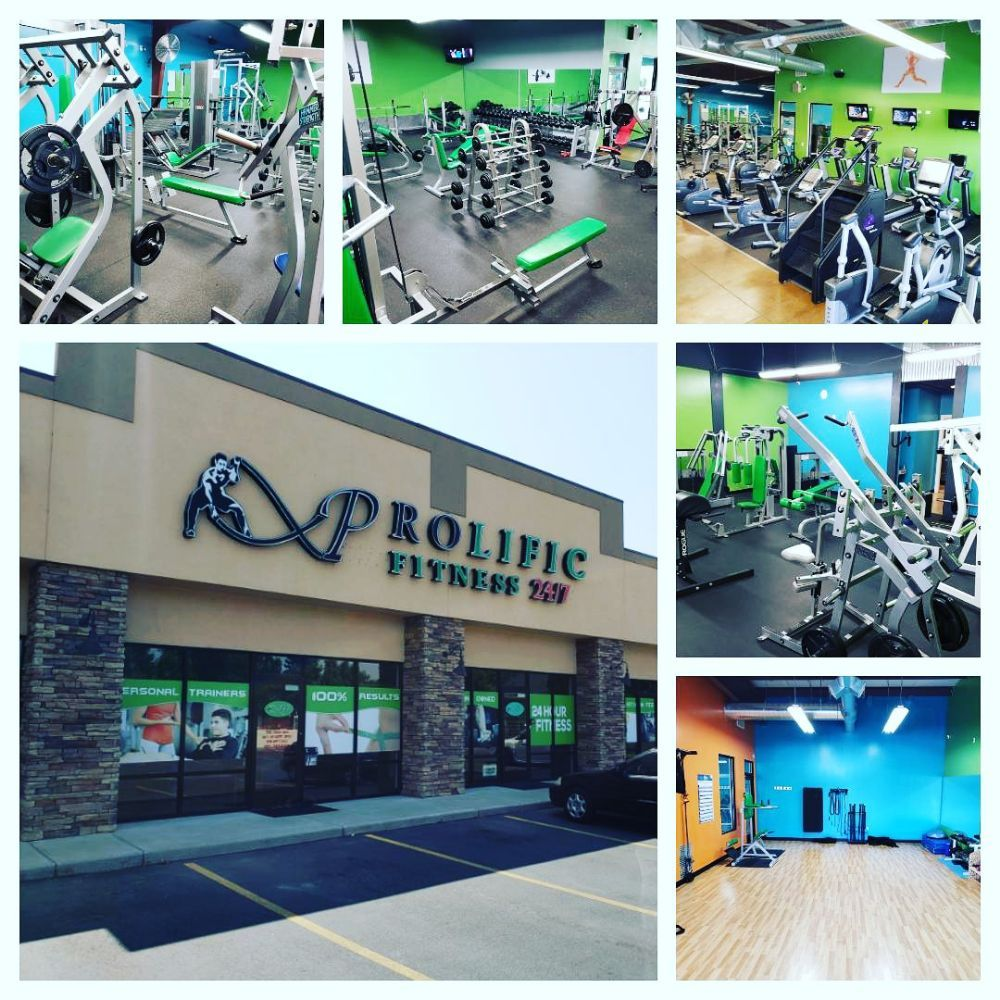 Prolific Fitness 24/7: 772 E 700th S, Clearfield, UT