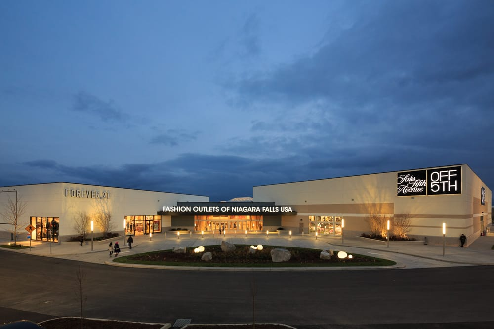 Niagra Falls Fashion Outlet