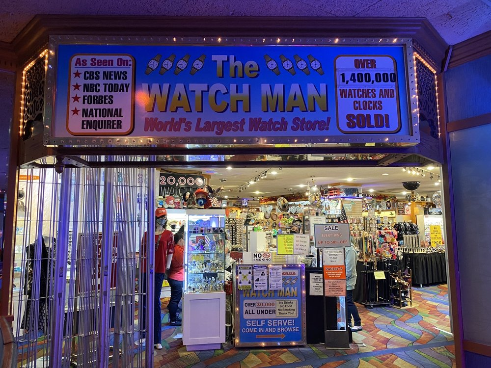 Watch Man: 1650 S Casino Dr, Laughlin, NV