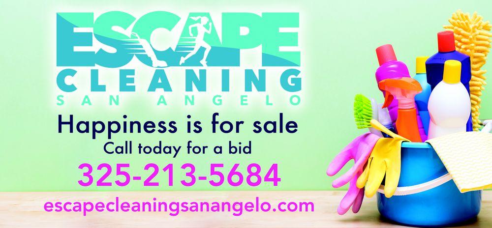 Escape Cleaning San Angelo: 3017 Knickerbocker Rd, San Angelo, TX
