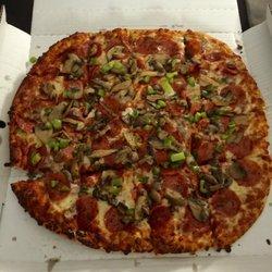 A B Pizza Bismarck