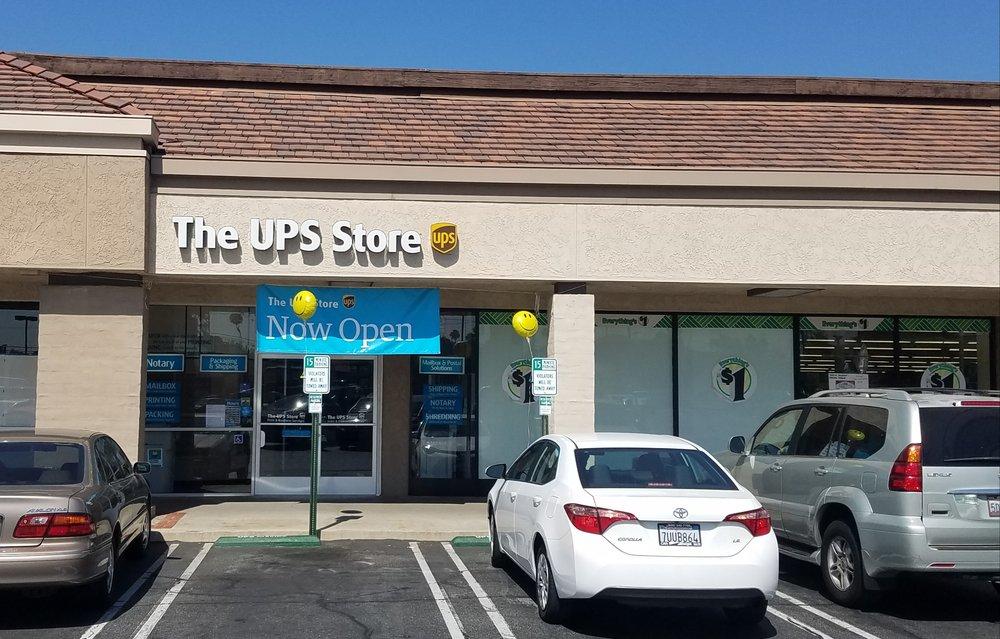 The UPS Store: 1041 N Grand Ave, Covina, CA