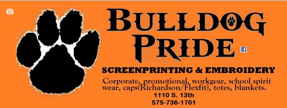 Bulldog Pride Screenprinting: 1110 S 13th, Artesia, NM