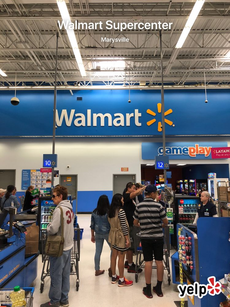 Walmart Supercenter: 8924 Quilceda Blvd, Marysville, WA