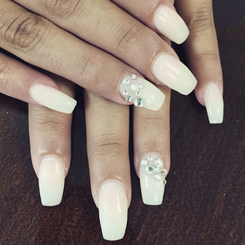 Nails by vi yelp for 24 nail salon las vegas