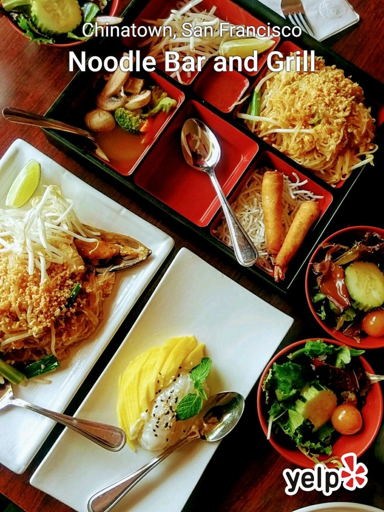 Noodle Bar and Grill