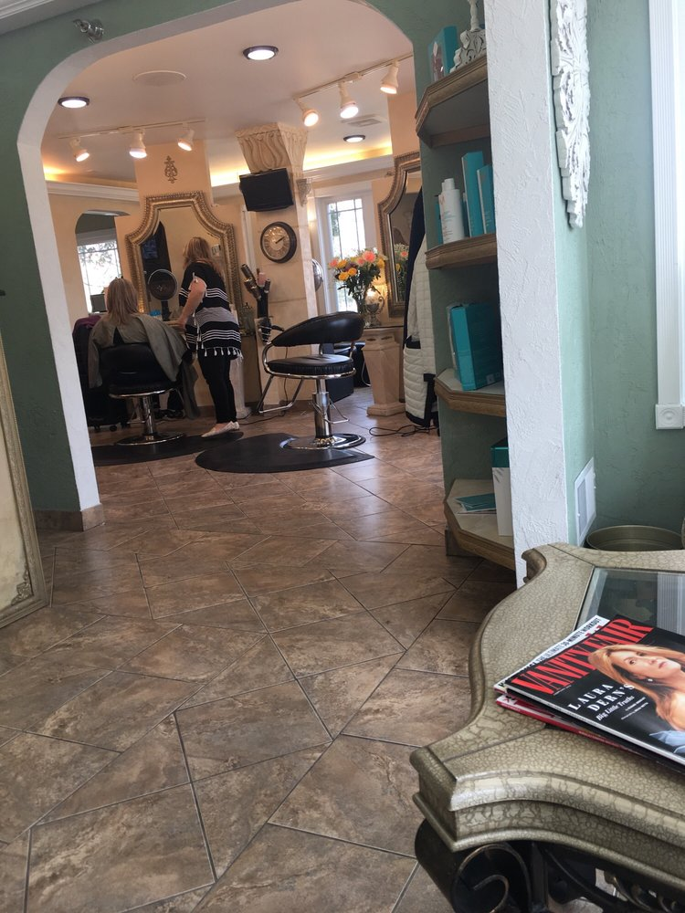 Cosmopolitan Hair and Spa: 204 N Waukegan Rd, Lake Bluff, IL
