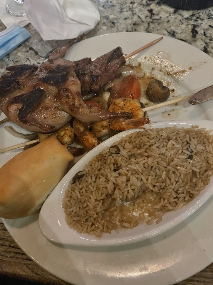 KC Steakhouse and Seafood: 100 House-Carlson Dr, Batesville, MS