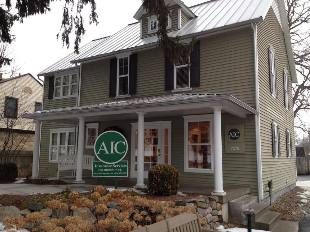 AIC Insurance Services: 7275 Bronson St SE, Ada, MI